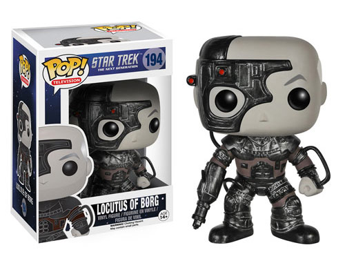 Star Trek Locutus of Borg Vinyl Figure