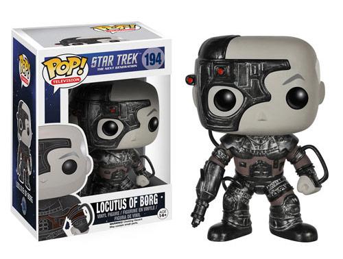 Star Trek Locutus of Borg Vinyl Figure