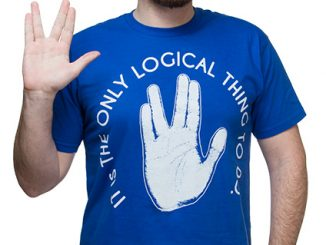 Star Trek Logical Spock T-Shirt