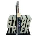 Star Trek Logo Bookend Statues