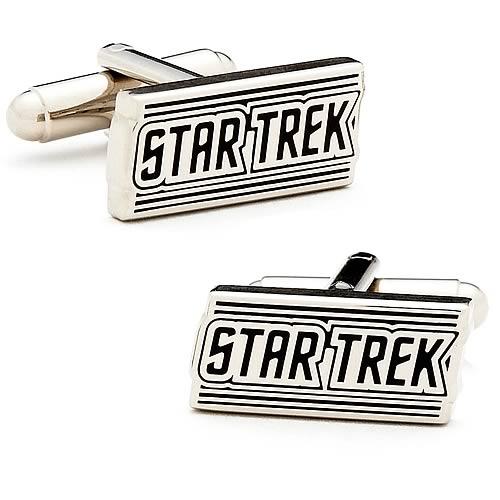 Star Trek Logo Cufflinks