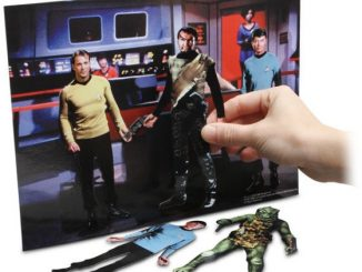 Star Trek Magnetic Story Board