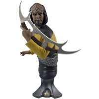 Star Trek Masterpiece Collection Worf Maxi Bust