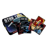 Star Trek Matchbox Playing Card Set