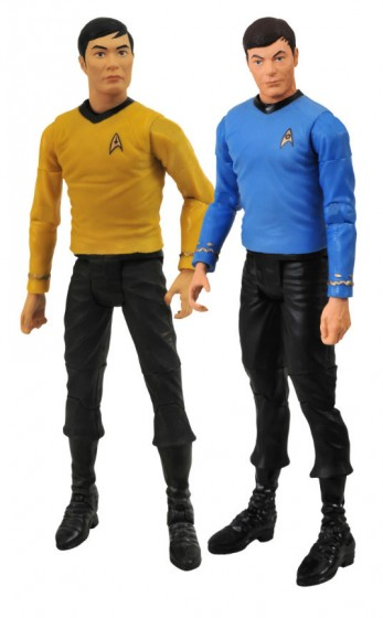 Star Trek McCoy and Sulu