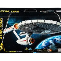 Star Trek Mega Bloks USS Enterprise NCC 1701