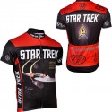 Star Trek Miicro-Fiber Cycle Jerseys