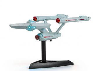 Star Trek Mini Light Up Enterprise
