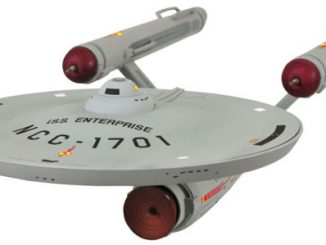 Star Trek Mirror I.S.S. Enterprise NCC-1701 Ship