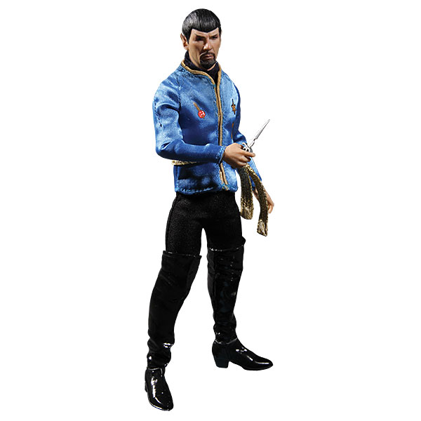 Star Trek Mirror Mirror Evil Spock Action Figure
