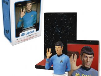 Star Trek Mr. Spock Logic and Prosperity Box