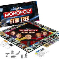 Star Trek Monopoly Board Game