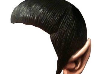 Star Trek Movie Classic Spock Wig with Ears