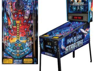 Star Trek Movie Full-Size Premium Pinball Machine