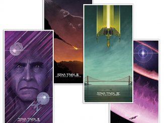 Star Trek Movie Prints