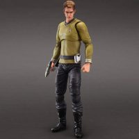 Star Trek Movies Captain Kirk Play Arts Kai Action Figure