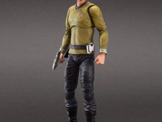 Star Trek Movies Captain Kirk Play Arts Kai Action Figure