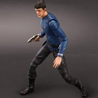 Star Trek Movies Mr Spock Play Arts Kai Action Figure Action