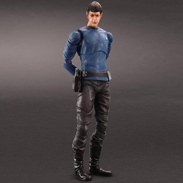 Star Trek Movies Mr Spock Play Arts Kai Action Figure