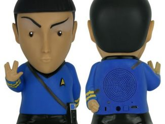 Star Trek Mr. Spock Bluetooth Speaker