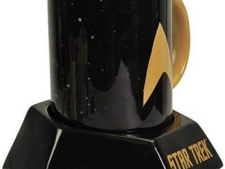 Star Trek Mug with Sound Effects Base