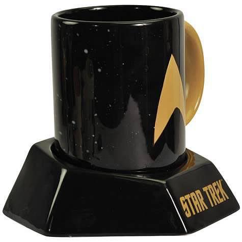 Star Trek Mug with Sound Effects Base