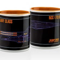 Star Trek NCC 1701D Mug