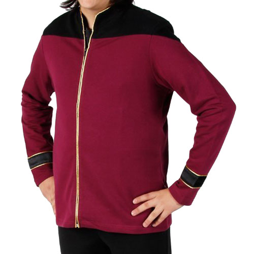 Star Trek Next Generation Admiral Uniform Jacket