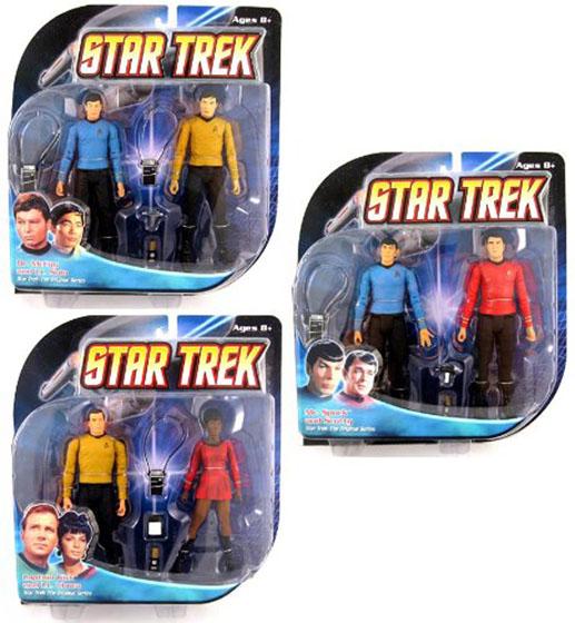 Star Trek Original Figure Set of 6