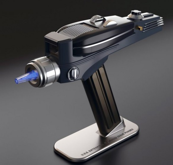 Star Trek Original Phaser Universal Remote Control