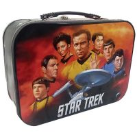 Star Trek Original Series Crew Tin Tote