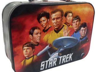 Star Trek Original Series Crew Tin Tote