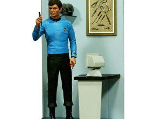 Star Trek Original Series Dr. McCoy 1 6 Scale Statue