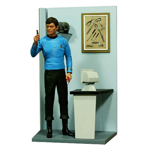 Star Trek Original Series Dr. McCoy 1 6 Scale Statue