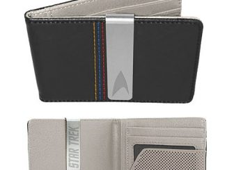 Star Trek Original Series Mens Wallet
