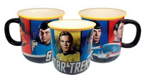 Star Trek Original Series Monster Mug