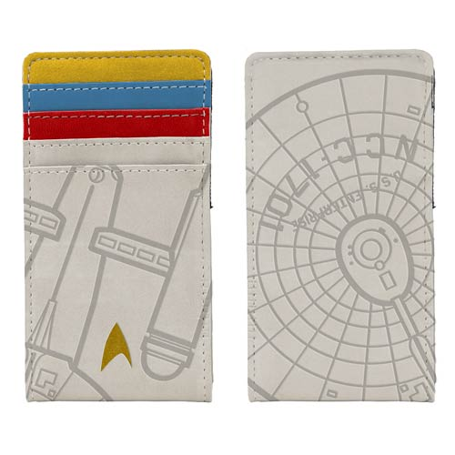 Star Trek Original Series Retro Tech Card Holder