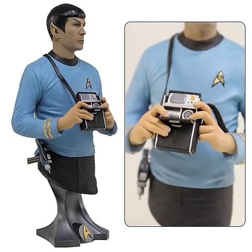 Star Trek Original Series Spock Masterpiece Collection Bust