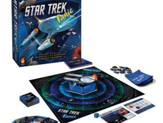 Star Trek Panic Co-Op Game