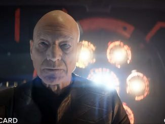Star Trek Picard Comic Con Trailer