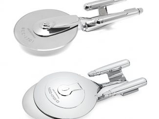 Star Trek Pizza Cutter Set