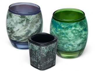 Star Trek Planetary Glassware Set