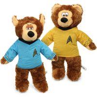 Star Trek Plush Bears