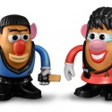 Star Trek Potato Heads - Spock and Uhura