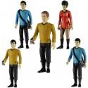 Star Trek ReAction 3 3-4-Inch Retro Action Figures