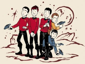 Star Trek Red Shirts T-Shirt