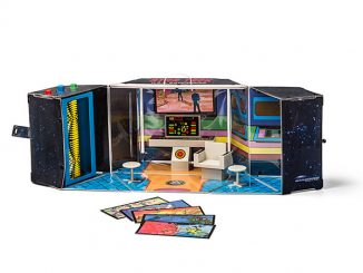 Star Trek Retro Original Series Playset