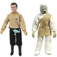 Star Trek Retro Series 8 Pike and Salt Vampire Figure Set
