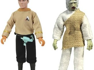 Star Trek Retro Series 8 Pike and Salt Vampire Figure Set