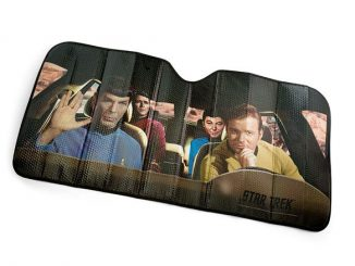Star Trek Road Trip Sunshade